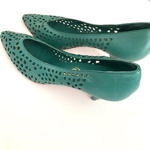 Vintage Jack Rogers heels